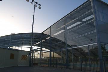Ashkelon Swimming Pool Roofing