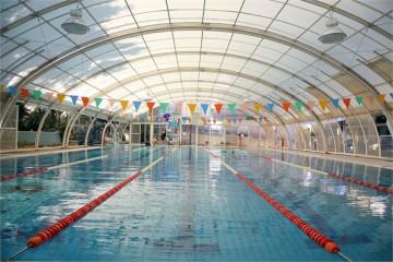 קירוי בריכת השחייה קאנטרי ל תל אביב