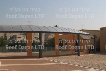 קירוי מעברים בית הספר אהוד מנור אור יהודה