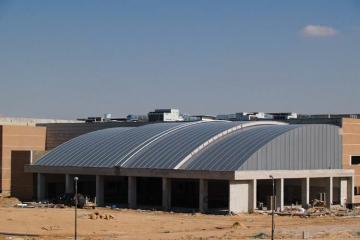 Bahadim city roofing swimming pool